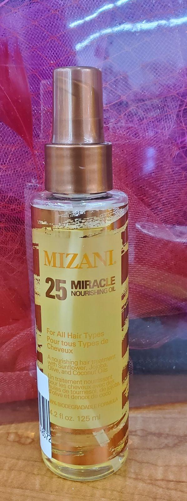 Mizani 25 Miracle Nourishing Hair Oil -