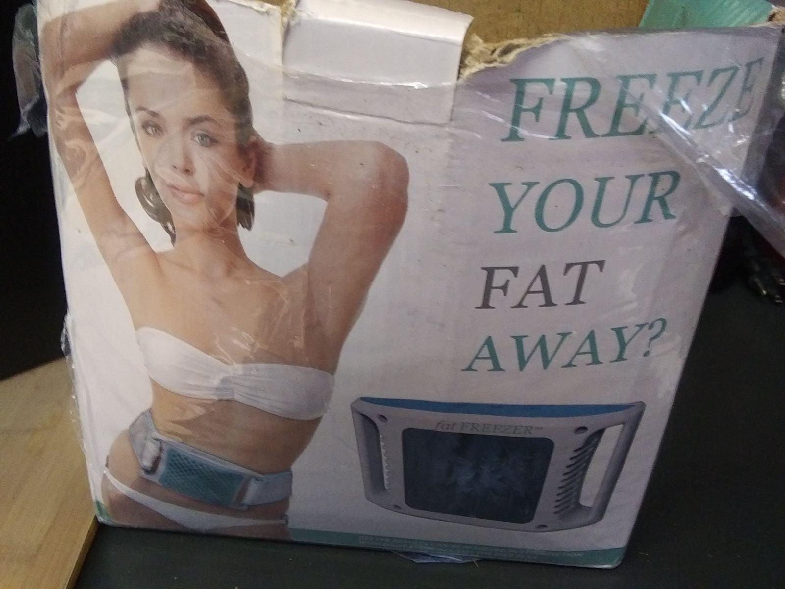 Personal Body Fat Freezer