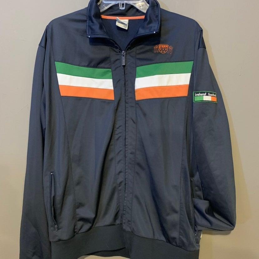 Ireland Football Track Jacket | Size: XL