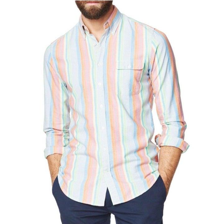 Gant Men's XS Shirt Cotton Malibu Oxford