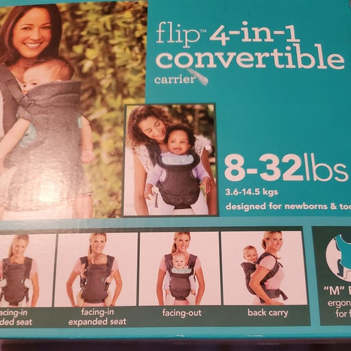 Infantino Baby Carrier 4 in 1
