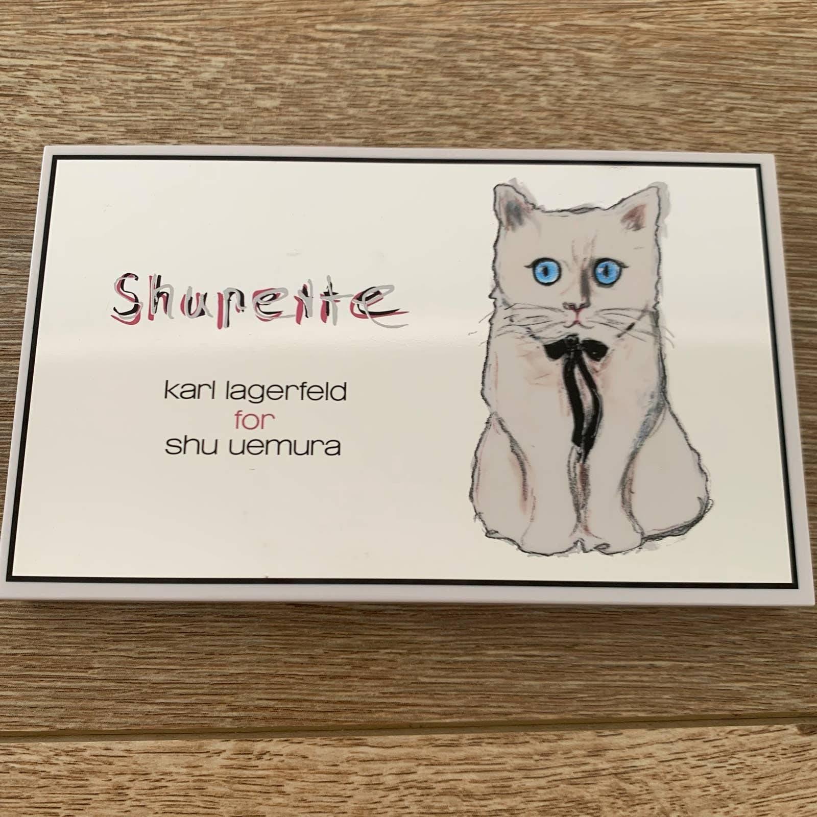 Shu Uemura x Karl Lagerfeld Makeup Set