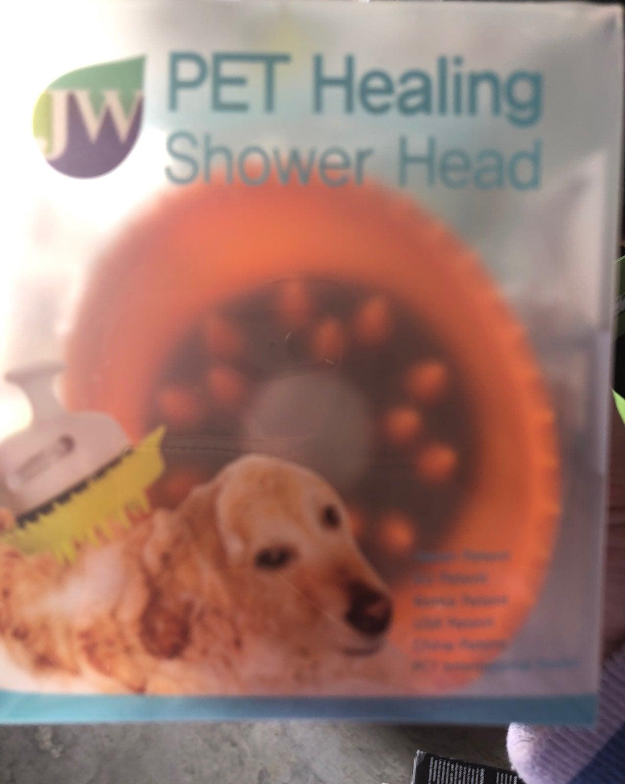 New Jw Pet Healing Shower Head