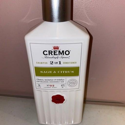 CREMO ASTONISHINGLY SUPERIOR SHAMPOO 2 i