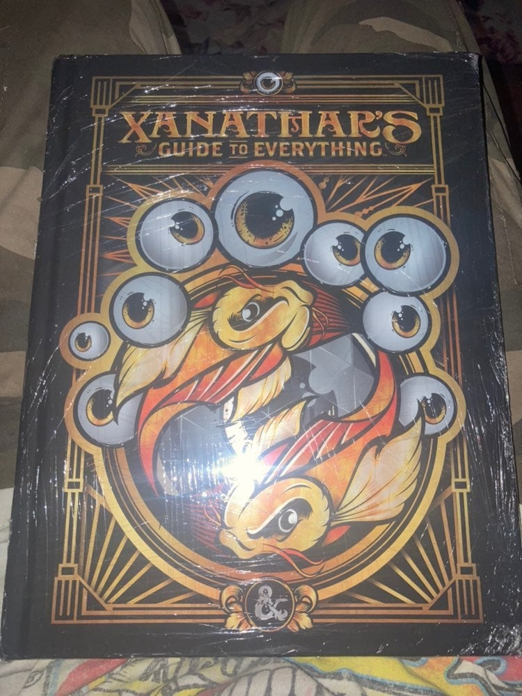 Xanthar's Guide To Everything New