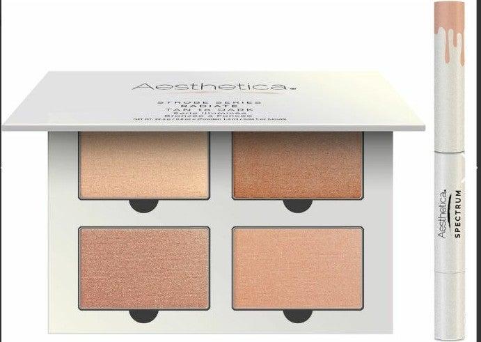 Aesthetica Cosmetics Highlighting Kit
