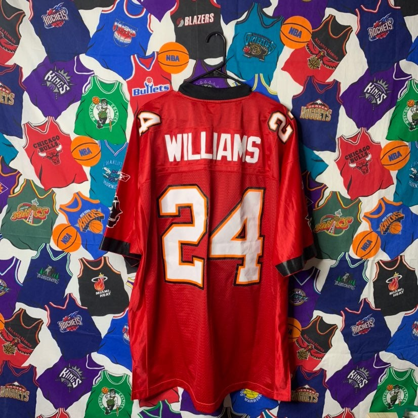2XL Cadillac Williams Buccaneers Jersey