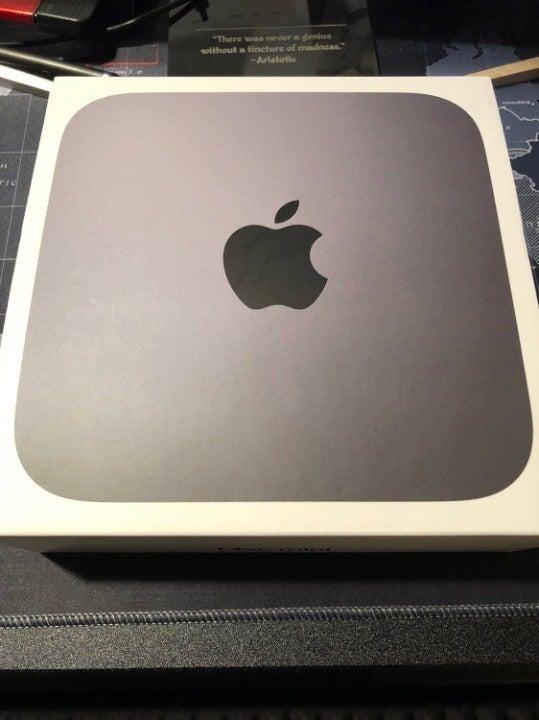 Mac Mini 3.6 GHZ