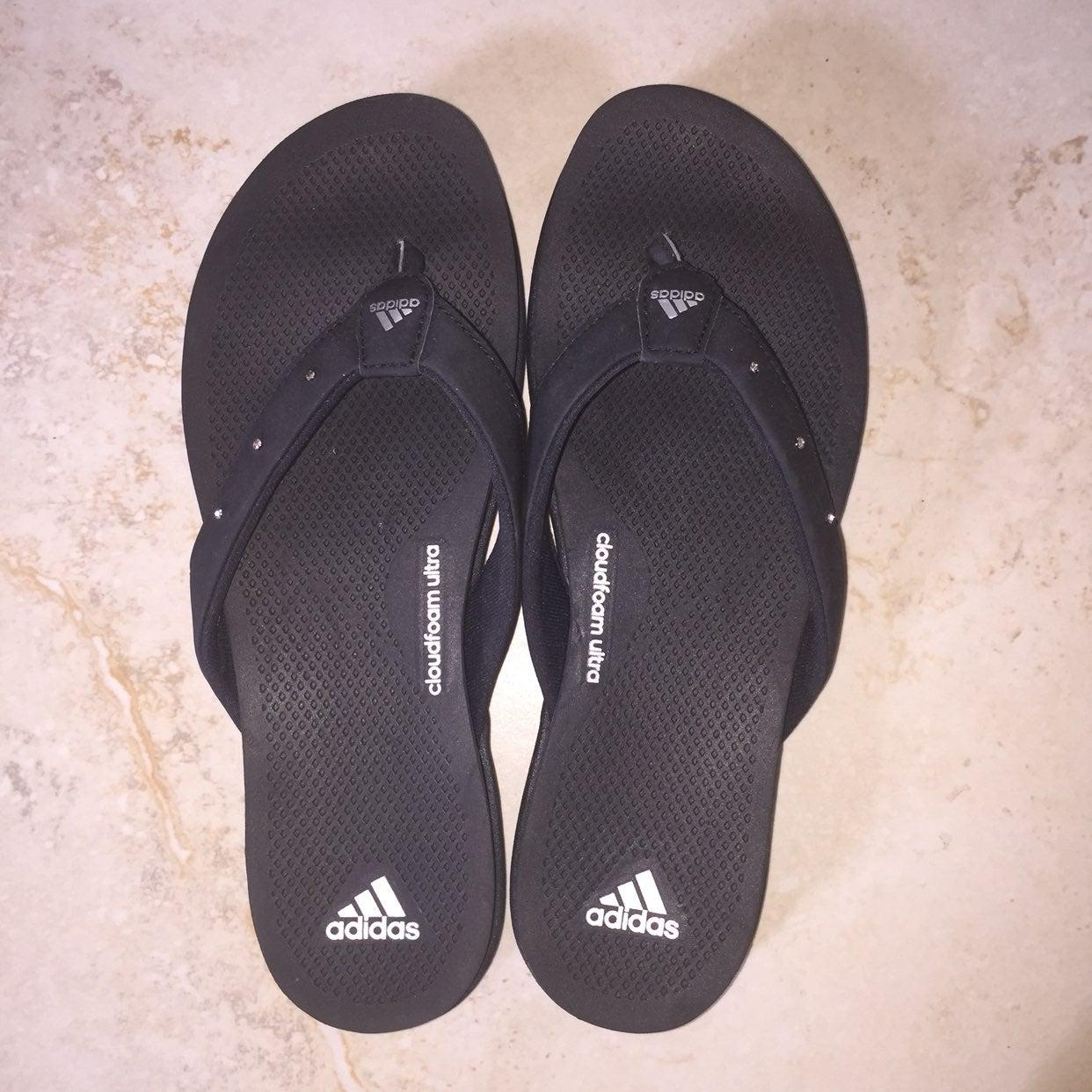 Adidas Supercloud Plus Thong Flip Flops