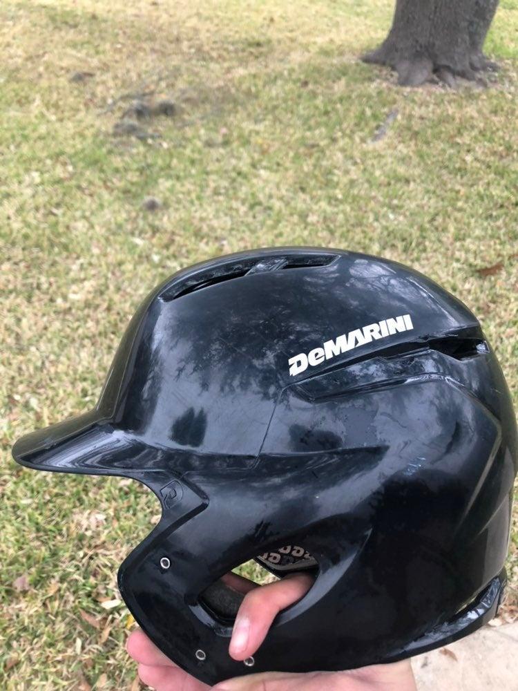 demarini helmet