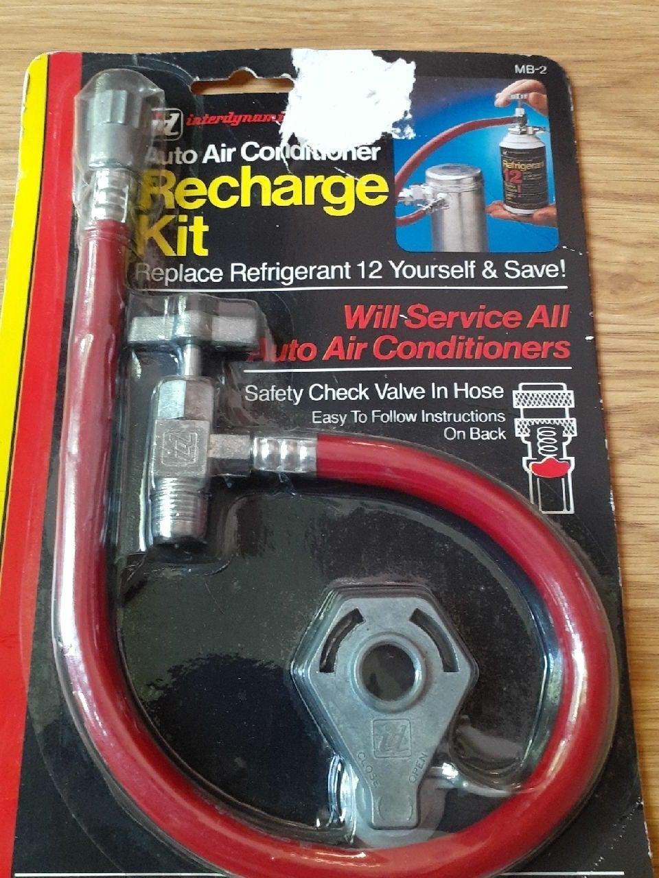 Interdynamics MB-2 Auto AC Recharge Kit