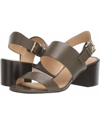Michael Kors Angeline Olive Green Sandal