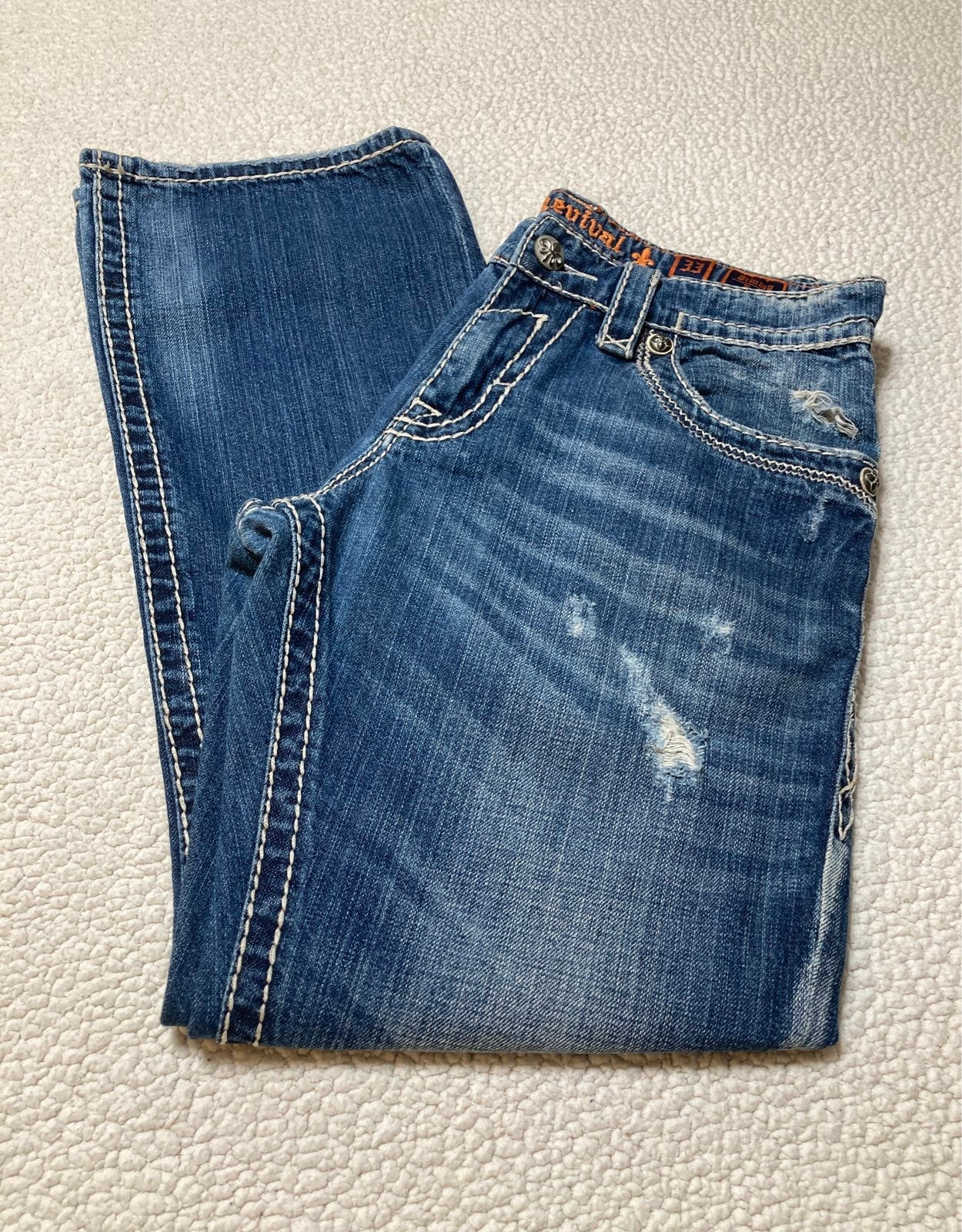 Rock Revival Jeans/ Men