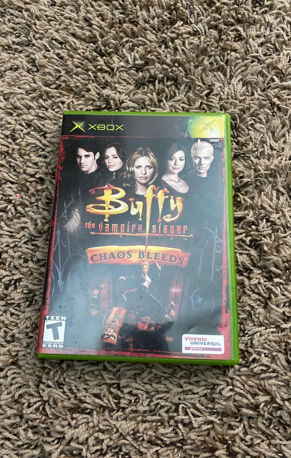 Buffy the Vampire Slayer: Chaos Bleeds o