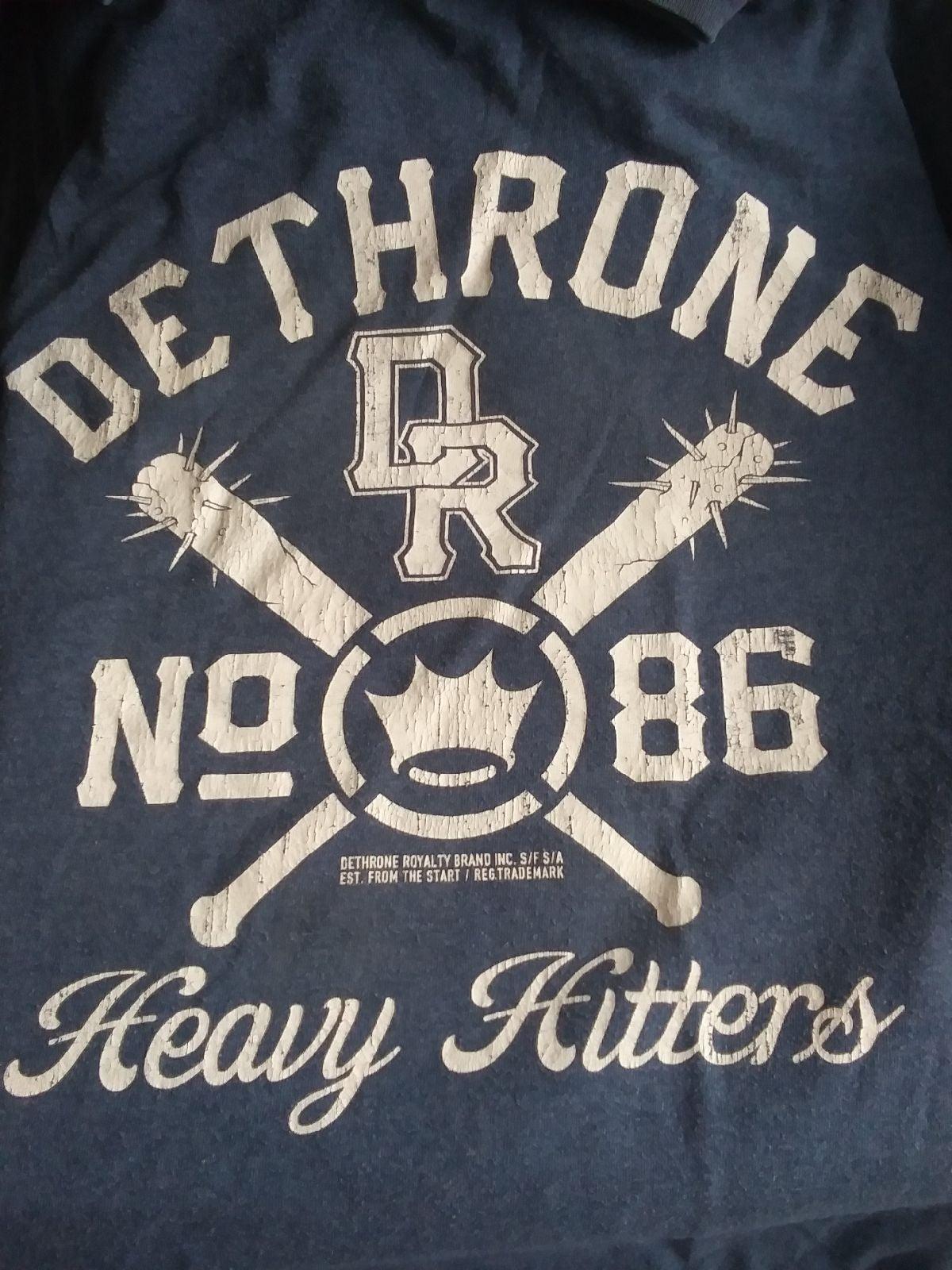 Dethrone Royalty tee
