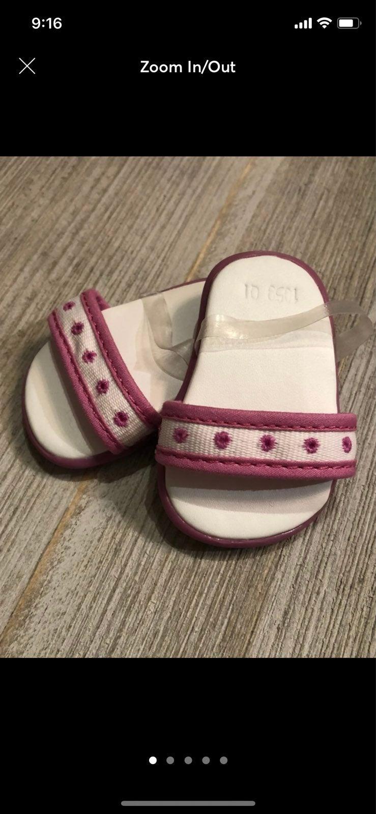 American girl doll sandals