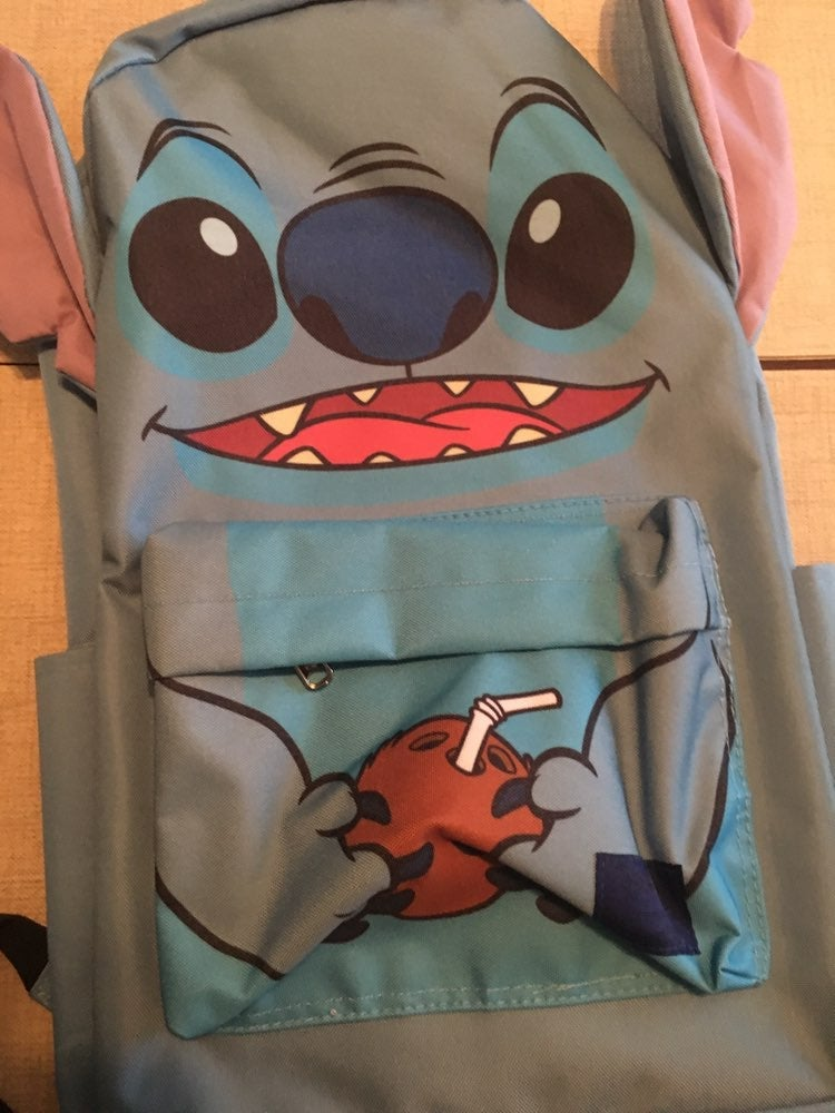 Disney Stitch Backpck