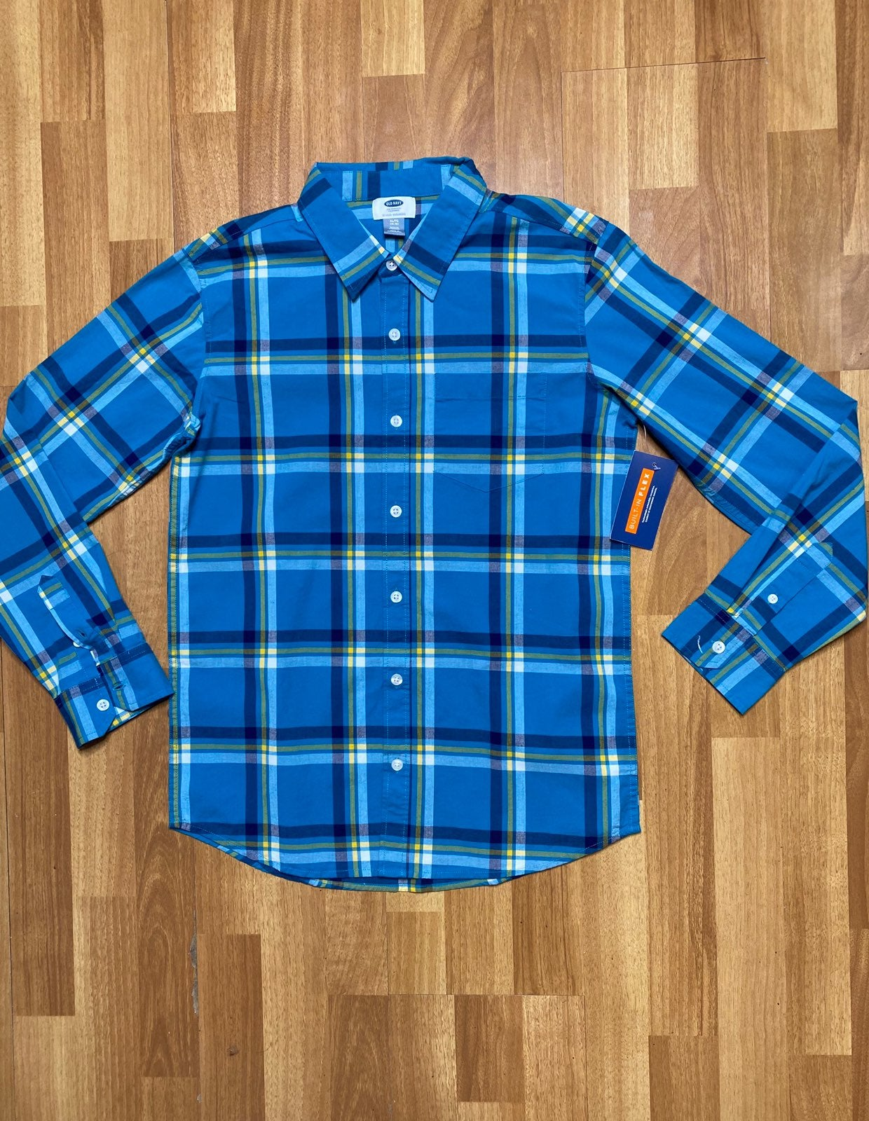 Old Navy Button Down Shirt Size 14