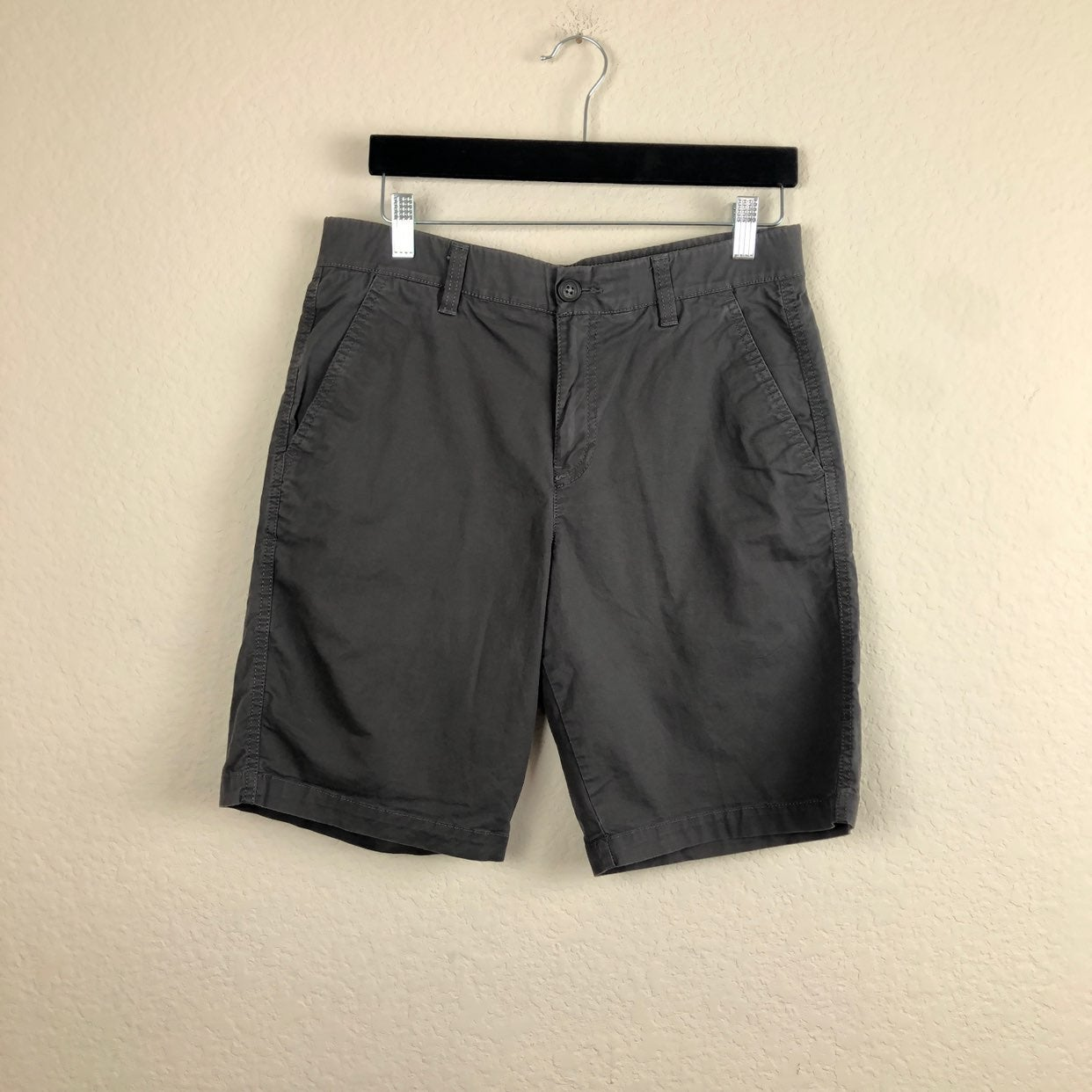 Marc Anthony Flex+ Gray Shorts 30