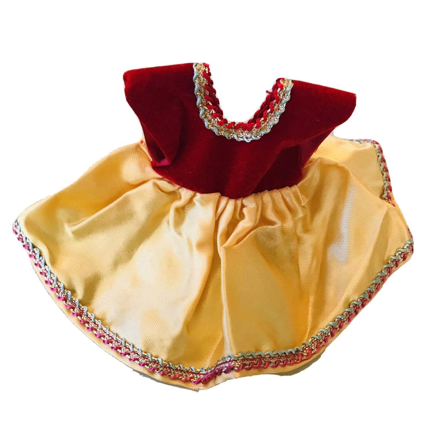 "Vintage 8"" Doll Dress Fits Ginny Fancy"