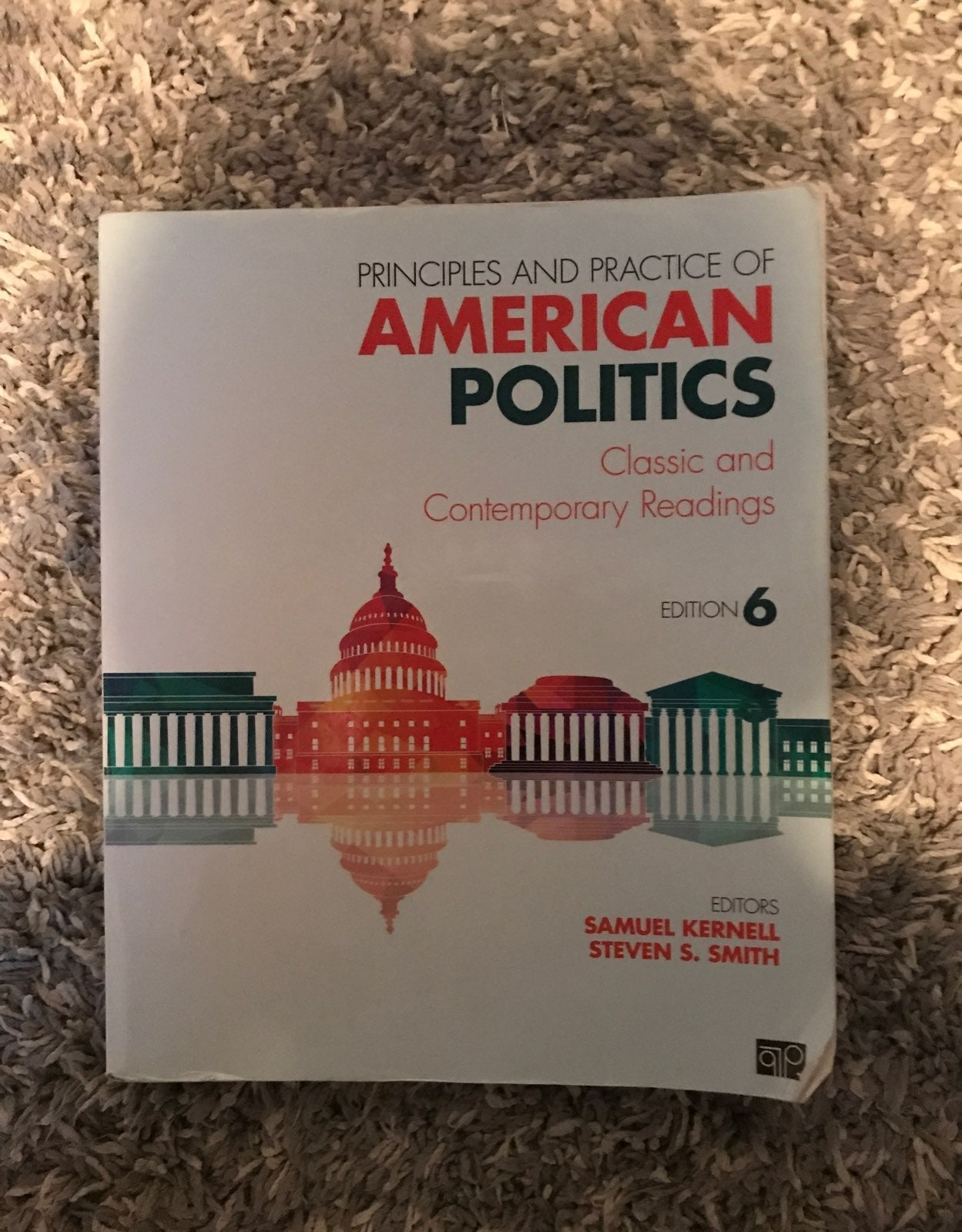 Principles and Practice of American Poli