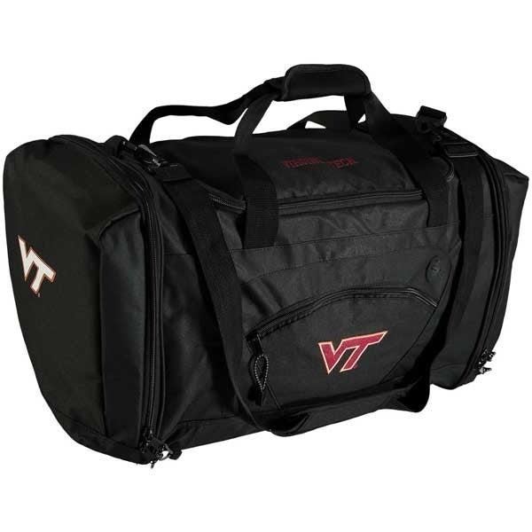 NCAA Virginia Tech Hokies Duffel Bag.