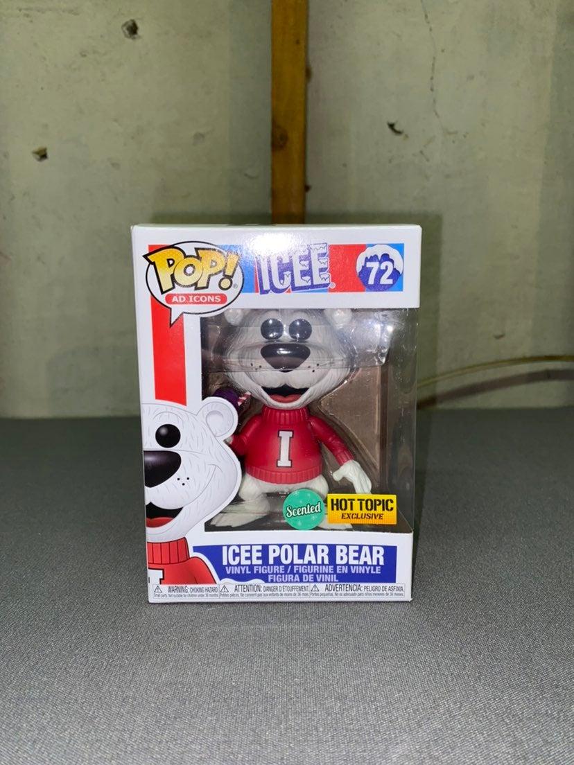 Icee Polar Bear Funko Pop