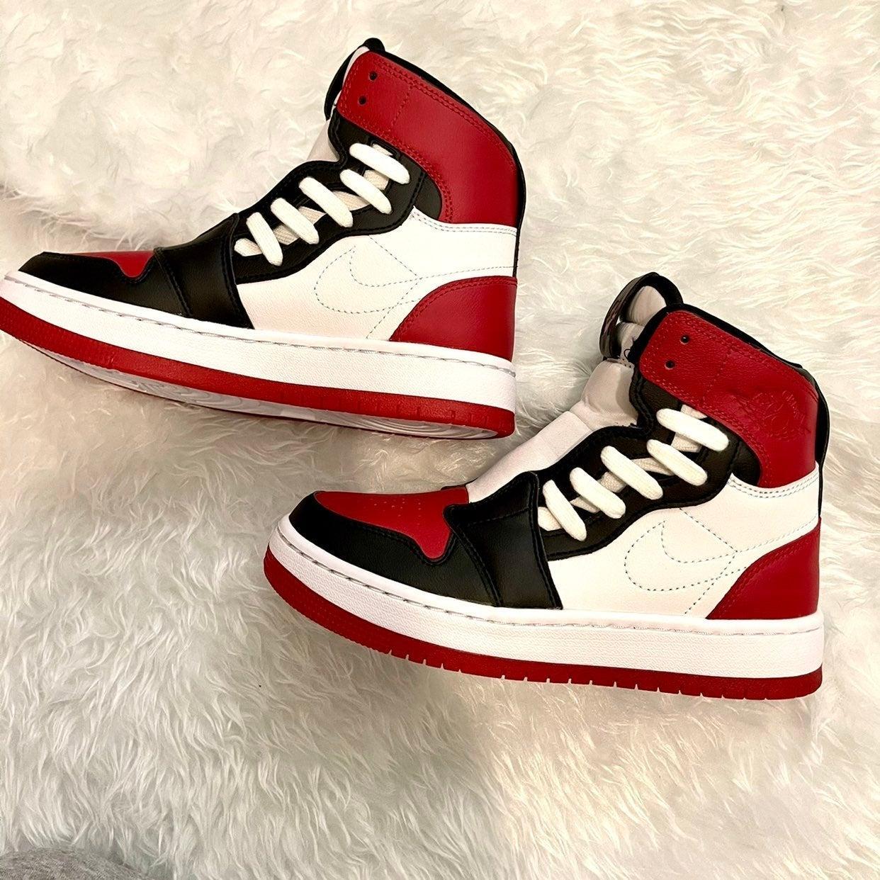 Nike Air Jordan 1 Nova xx Bred Toe