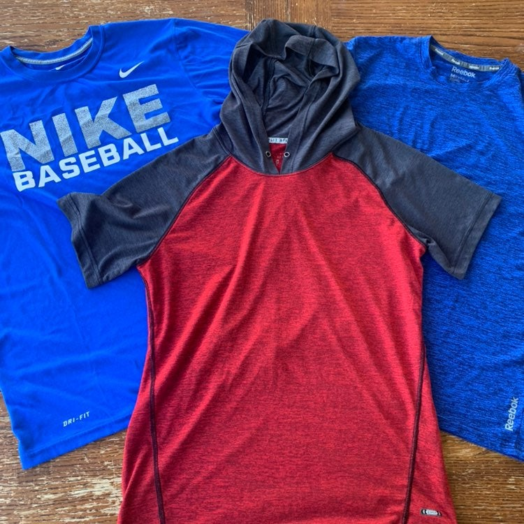 Nike Rebook Split Mens Sm Shirts