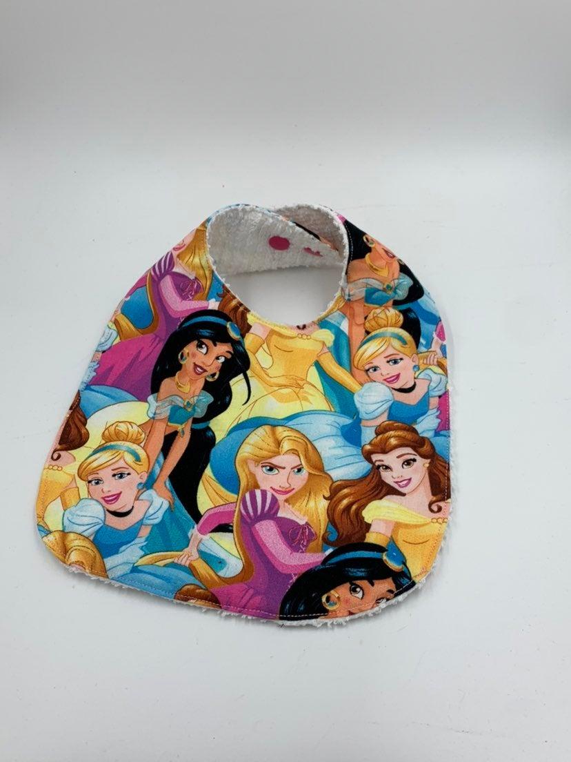 Disney Princess Baby / Toddler Bib/ Girl