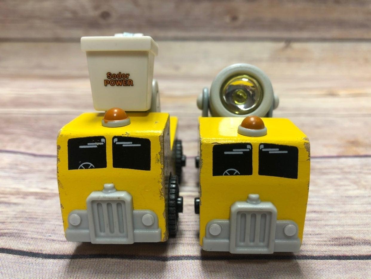Spotlight Lorry & Cherry Picker Thomas