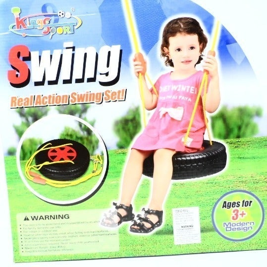 Tire Swing PlaySet - 16 in.
