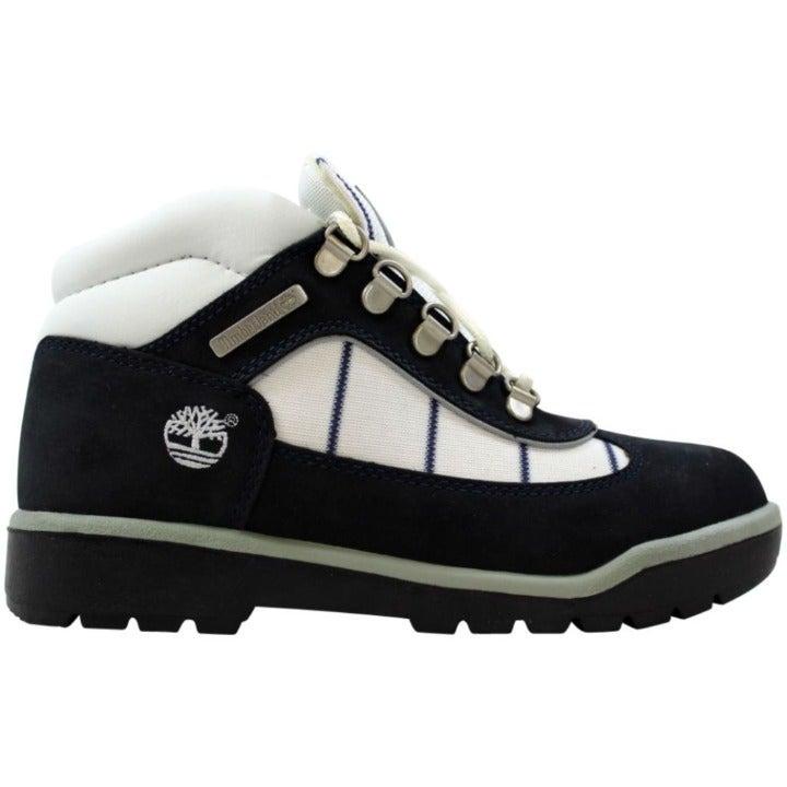 Grade-School Field Boot Navy 7