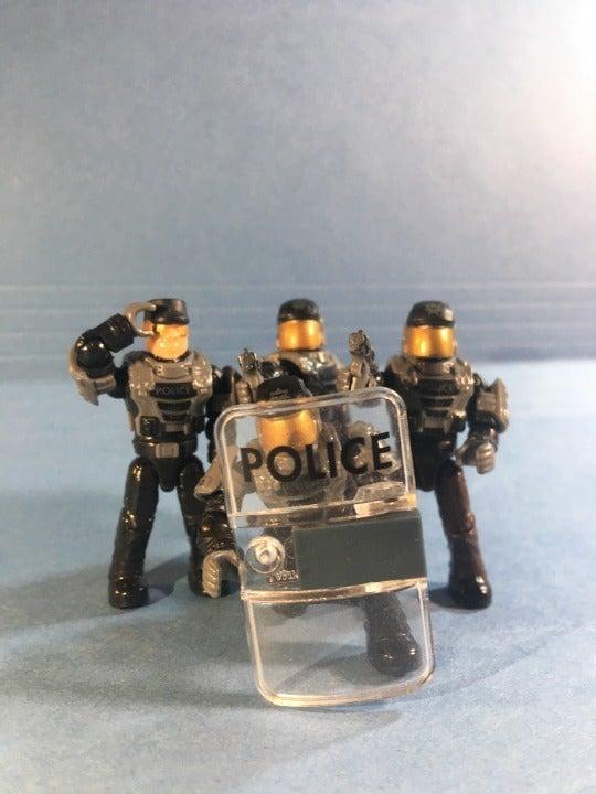 Mega Bloks Halo NMPD Troopers