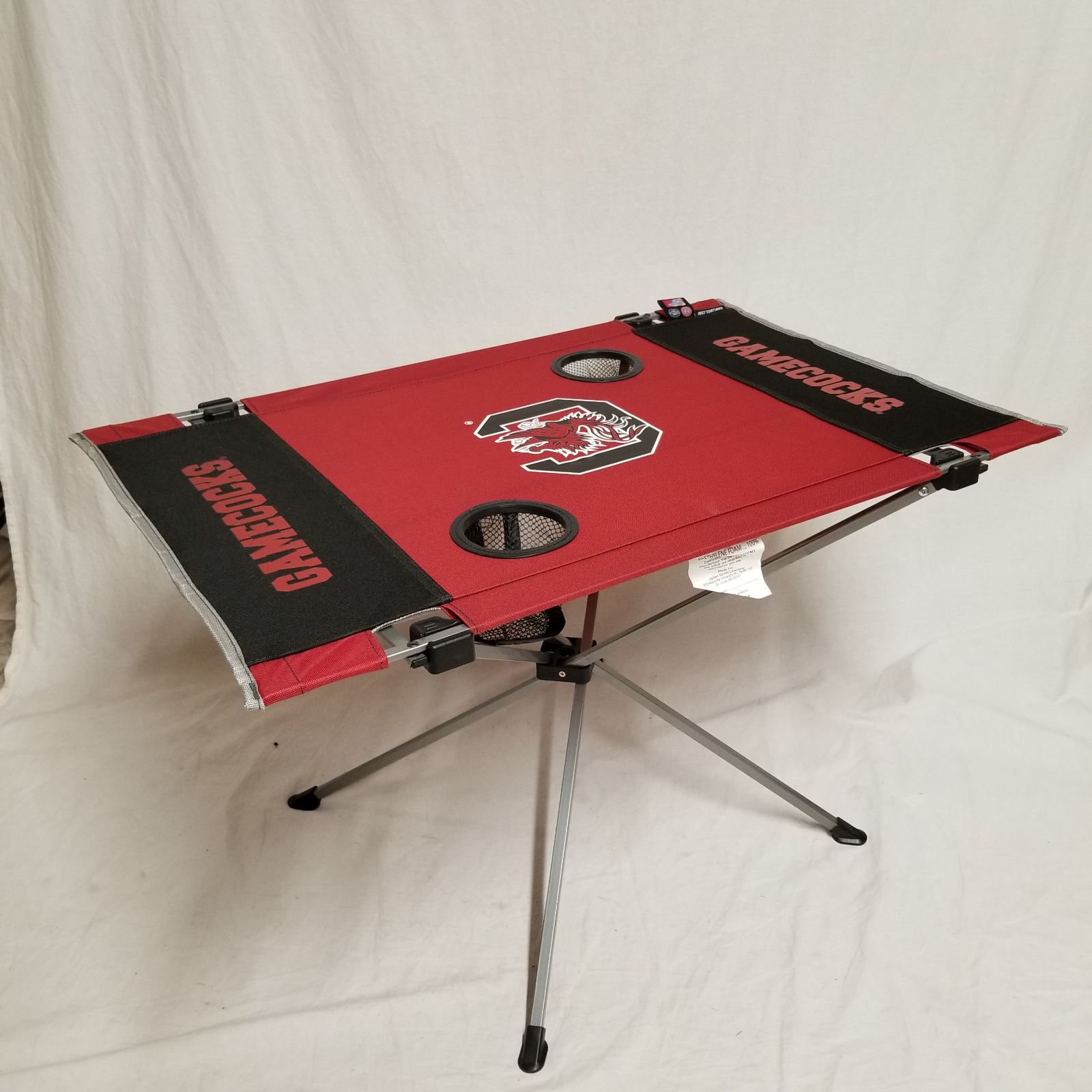 """NCAA End Zone Table, 31.5"""" x 20.7"""" x 19"""""""