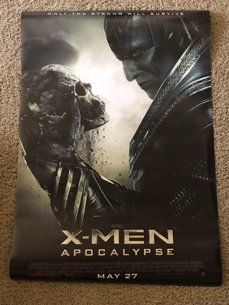 X-Men Apocalypse Theatrical Movie Poster