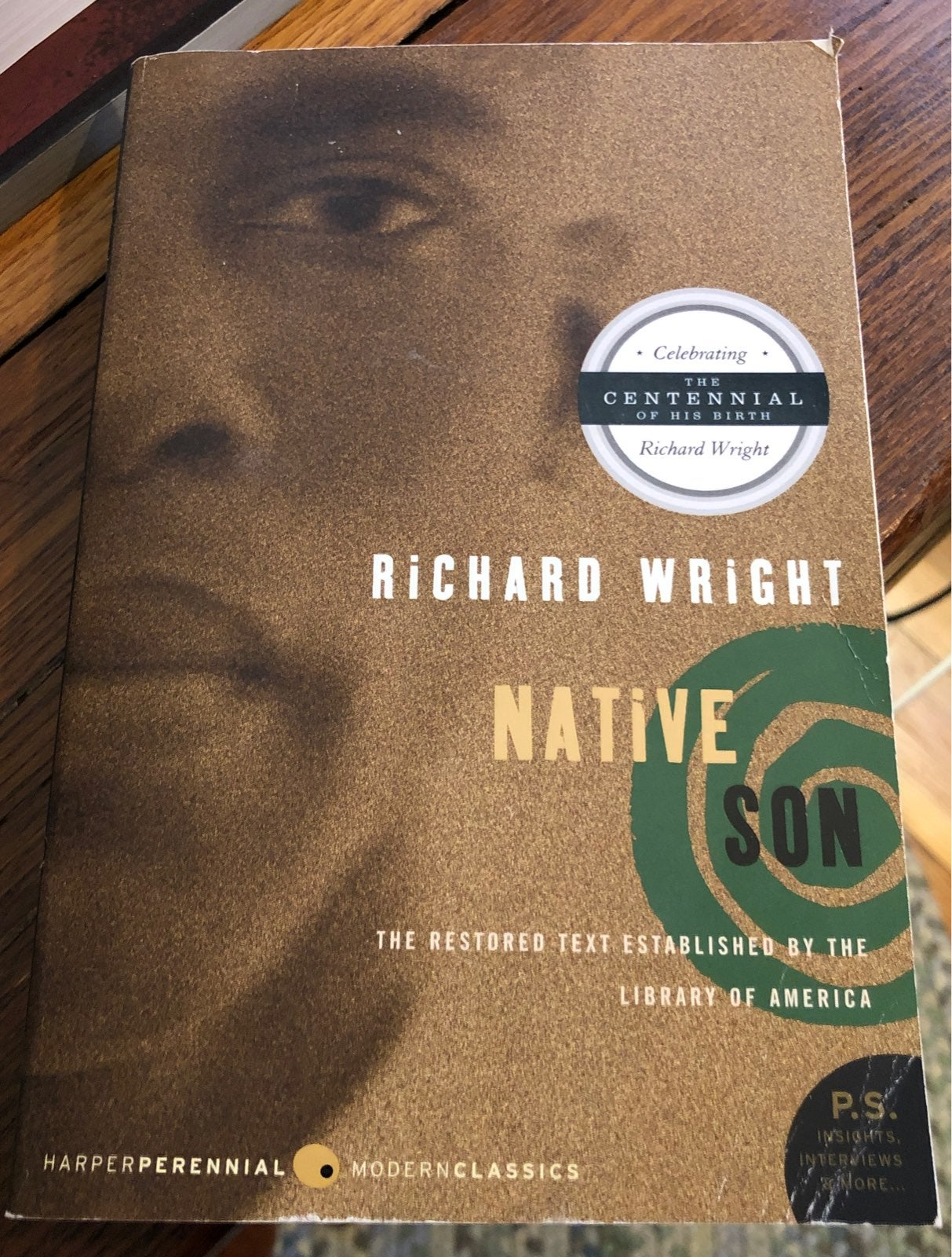 book: native son richard wright