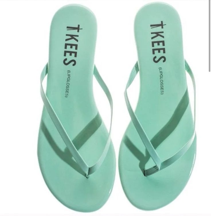 Tkees!! Tkees Lipgloss Sandals 9
