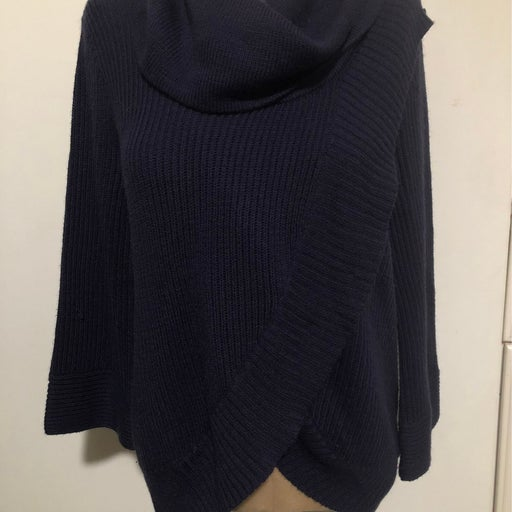 Covington L Blue Sweater