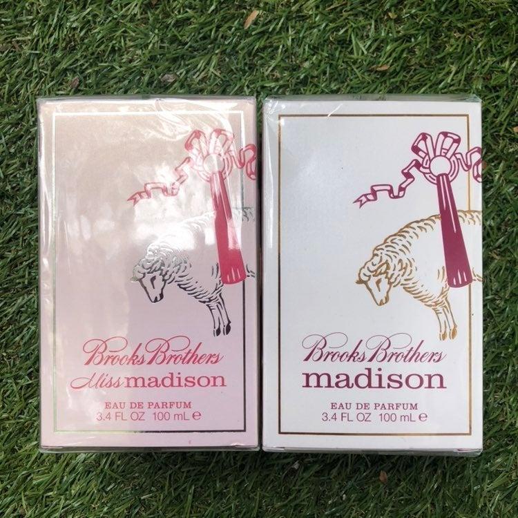 Brooks Brother Miss Madison & Madison