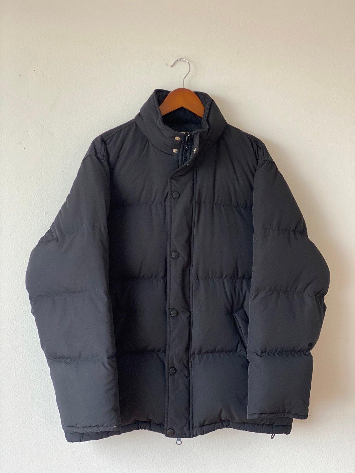 J. Crew Puffer Jacket Sz M