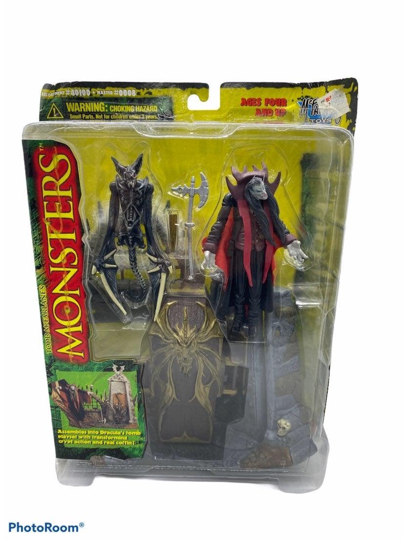 McFarlane Monsters Dracula Playset