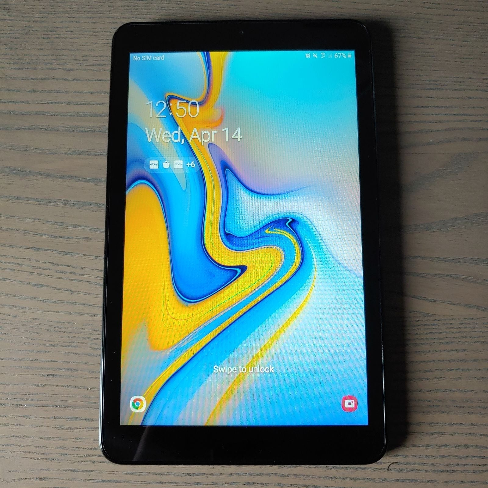 Samsung Galaxy Tab A 8.0 2018 Verizon