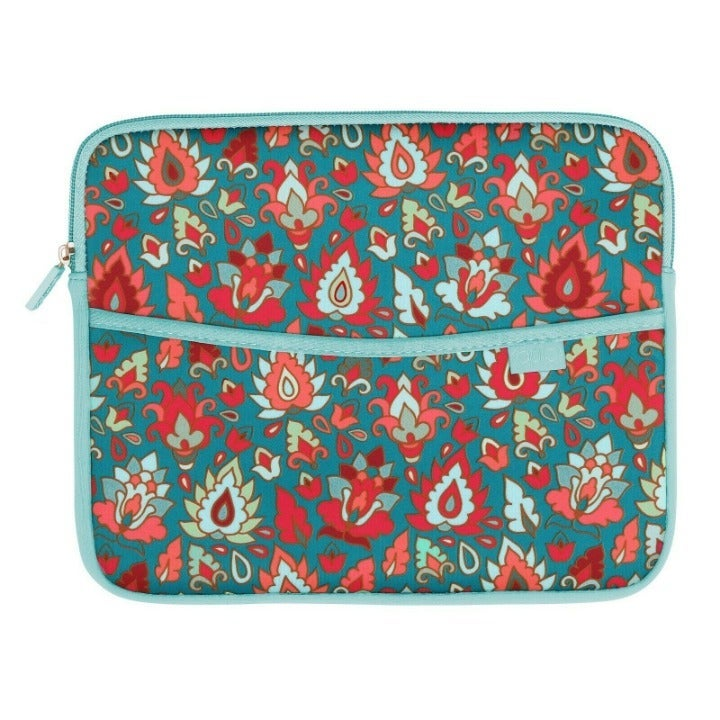 Quip Padded Tablet Case Cover Paisley