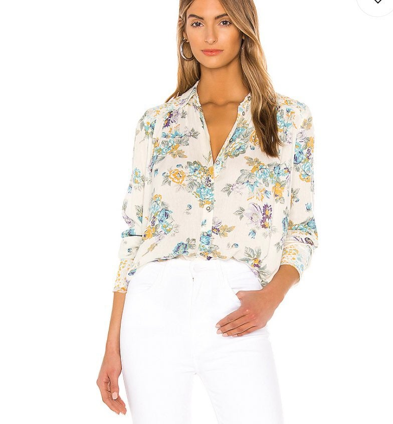 Free People Hold on to me top NWT XS