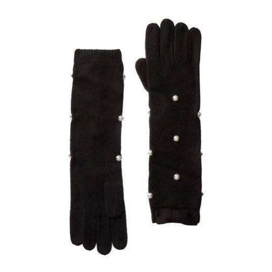 Kate spade pearl gloves