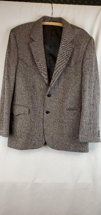 Circle S Mens Western 42R Suit Jacket