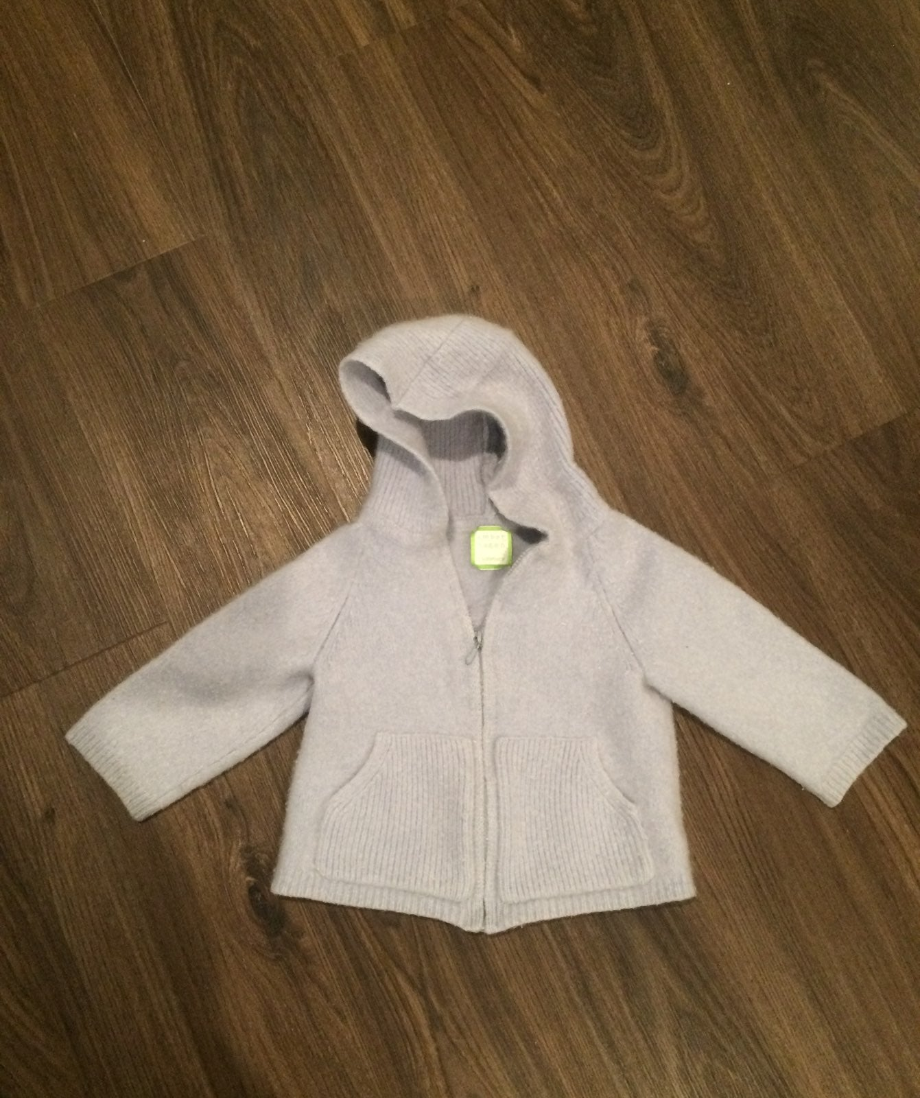 Baby Cashmere Hoodie Sweater! Size 12-18