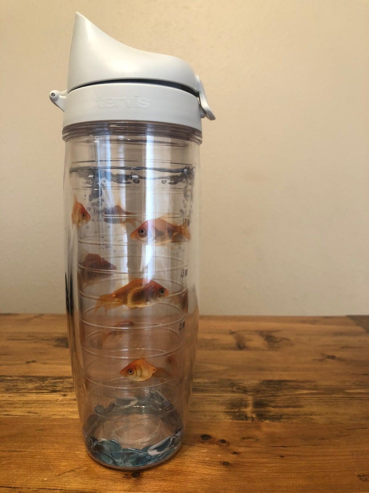 Goldfish Tervis Tumbler