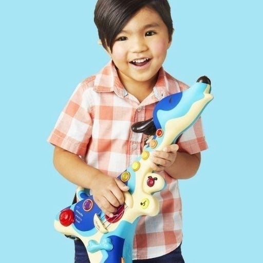 B TOYS WOOFER Guitar Toy